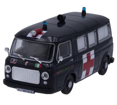 Fiat 238 Ambulancia, Italia, 1969, 1/43, Colección Carabinieri