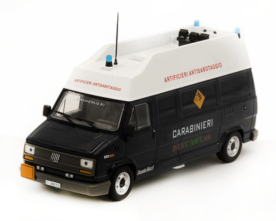 Fiat Ducato Maxi, Anti-sabotage Artificers, Italy, 1995, 1/43, Carabinieri Collection