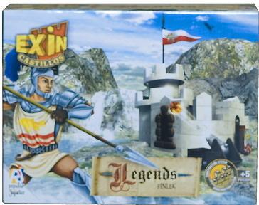 Finlek, serie Legends, Exin Castillos