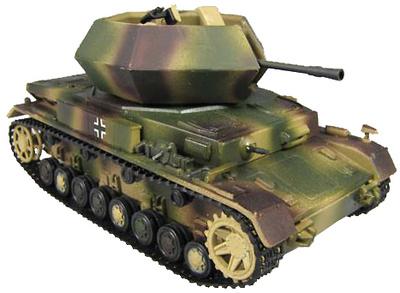 Flakpanzer IV Ostwind, Prototipo, 1:72, Panzerstahl