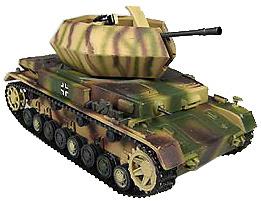 Flakpanzer IV Ostwind, Pz.Lehr.Div., 1:72, Panzerstahl
