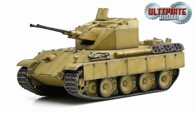 """Flakpanzer V """"Coelian"""", Alemania, 1945, 1:72, Ultimate Armor"""
