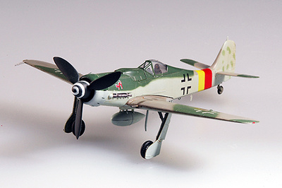 Focke Wulf 190D-9 IV. /JG3, 1945, 1:72, Easy Model
