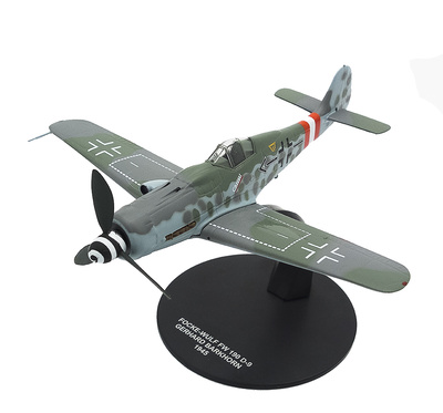 Focke Wulf FW-190 D-9, pilot Gerhard Barkhorn, 1945, 1:72, Atlas