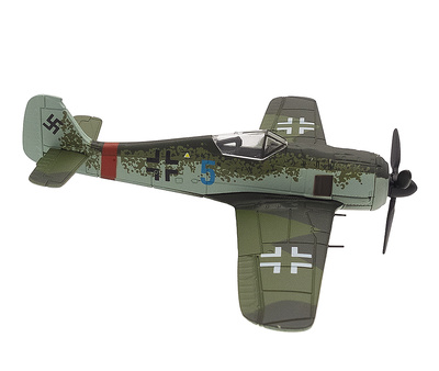 "Focke Wulf FW190A-5, Campaign ""Defense of the Reich"", 1:72, Atlas"