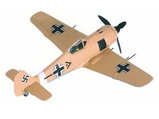 Focke-Wulf Fw 190 A-4 - Obltn Adolph Dickfield, Gruppen-Kommandeur II./JG 2, Luftwaffe, Kairouan, Túnez,  Norte de Africa, Diciembre, 1942, 1:72, Corgi