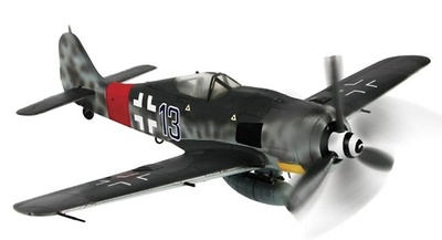 Focke-Wulf Fw 190A, Germany, 1944, 1:72, Forces of Valor