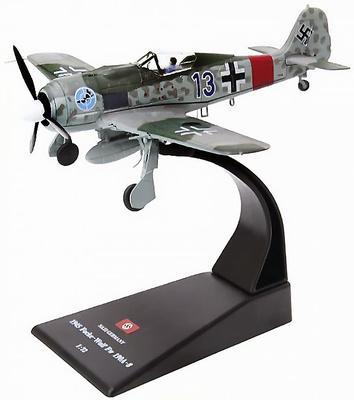 Focke-Wulf Fw 190A-8, 1945, 1:72, Amercom
