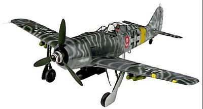 Focke Wulf Fw-190F-8/F-9, 1:32, 21 st Century Toys