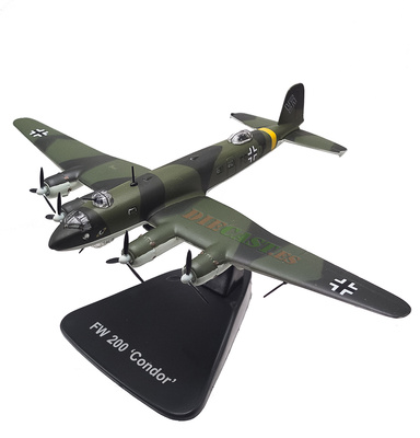 Focke-Wulf Fw 200 Condor, 1937/44, 1: 144, Editions Atlas