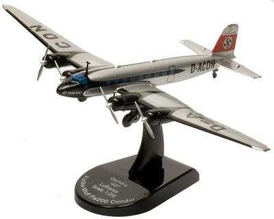 Focke Wulf Fw200 Condor, 1:200, Del Prado