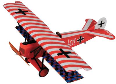 Fokker DVII - Jasta 4, Ltn Ernst Udet, June 1918, 1:48, Corgi