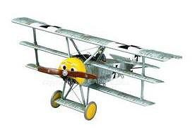 Fokker Dr.I Triplane, Werner Voss, The Somme, 1917, 1:48, Carousel1