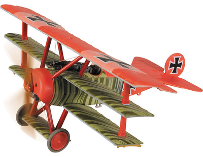 Fokker Dr1 152/17 - JG1, Ritt. Manfred von Richthofen, March 1918, 1:48, Corgi
