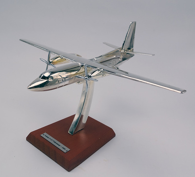 "Fokker F-27 ""Friendship"", 1955, 1:200, Atlas"