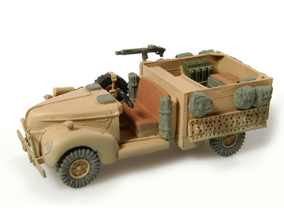 Ford LRDG, 1:48, Wespe Models