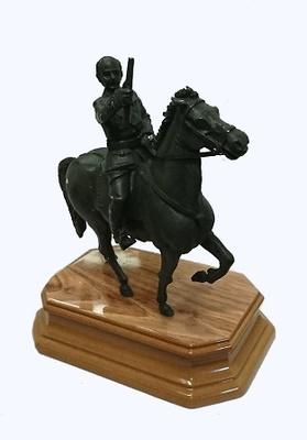 Franco a caballo, 1:24, Alymer