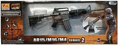Fusil AR15/M16/M4 Series 2, 1:3, Easy Model