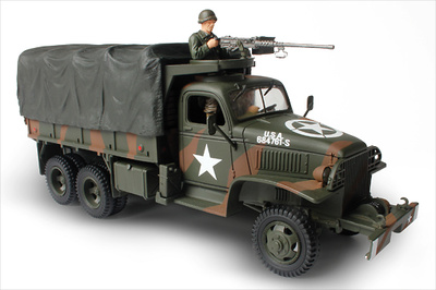GMC 2½ Ton Cargo, 1:32, Forces of Valor