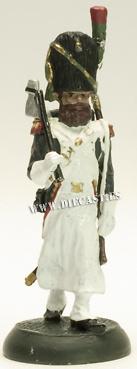 Gastador Regimiento Gastadores a Pie, 1:32, Almirall Palou