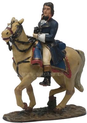 General Bonaparte en Rívoli, 1797, 1:30, Del Prado