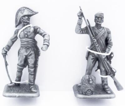 General Cambronne, Granadero a Pie de la Guardia, 1:24, Atlas Editions