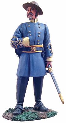 General Confederado Joseph E. Johnston, 1:32, William Britains