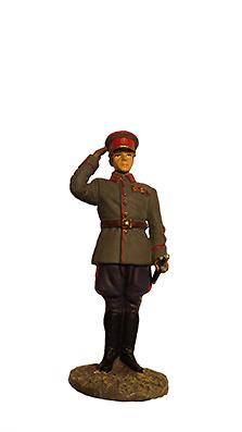 General de Ingenieros, Ejército Soviético, 1941-1943, 1:32, Eaglemoss