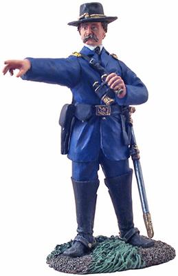General de la Unión John Buford, 1:32, William Britains