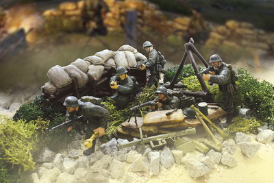 German 716th Infantry Division, 1:32, Forces of Valor