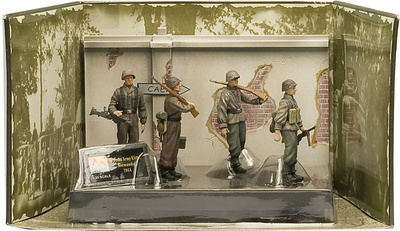German Army Elite, Normandy 1944, 1:35, Easy Model