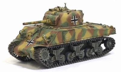 German Beutepanzer M4A2 75, 1:72, Dragon Armor