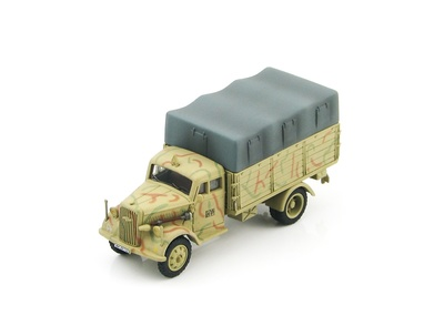 German Cargo Truck WH-281722, WWII, 1:72, Hobby Master