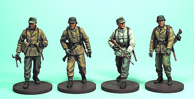 German Gebirgsjagers 4th Mountain Division, 1:35, Oryon