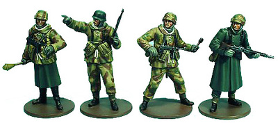 "German Grenadiers 26th Division ""Volksgrenadiers"", 1:35, Oryon"