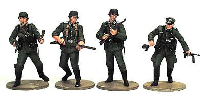 "German Grenadiers Div. ""Grossdeutschland"", 1:35, Oryon"