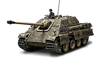 German Jagdpanther, Belgium 1944, 1:32, Forces of Valor