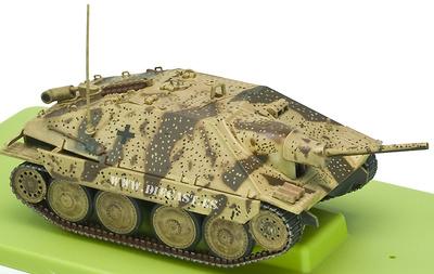 German Jagdpanzer Hetzer, Tank Destroyer, 1:32, 21st Century Toys