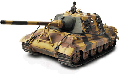 German Jagdtiger, Germany, 1945, 1:32, Forces of Valor