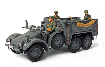 German KFZ. 70 PERSONNEL CARRIER, Eastern Front, 1941, 1:32, Forces of Valor