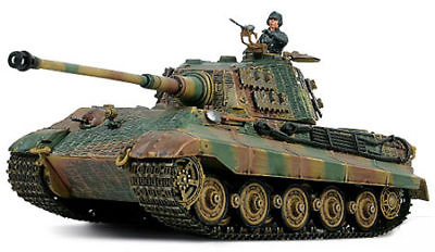 German King Tiger, France, D-Day, 1:32, Forces of Valor