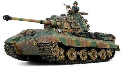 German King Tiger, Normandy, 1944, 1:32, Forces of Valor