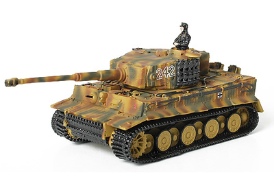 German King Tiger, Normandy, 1944, 1:72, Forces of Valor