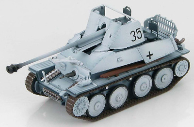 German Marder III, Russia Winter 1942, 1:72, Hobby Master