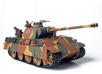 German Panther AUSF.G, Alemania, 1945, 1:32, Forces of Valor