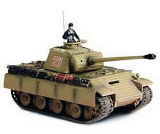 German Panther AUSF.G, Italy, 1944, 1:72, Forces of Valor
