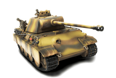 German Panther Ausf. G, Belgium, 1944, 1:32, Forces of Valor