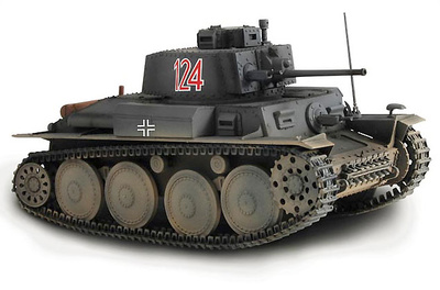 German Panzer 38(t), 1941, 1:72, Forces of Valor