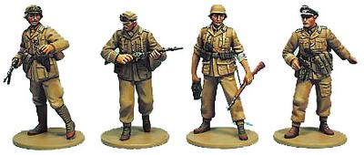 "German Panzer Granadiers 15th Division ""Afrika Korps"" 1942-1943, 1:35, Oryon"
