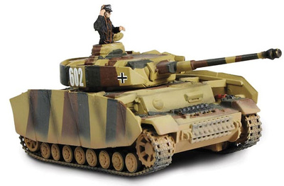 German Panzer IV AUSF.J, Eastern Front, 1945, 1:72, Forces of Valor